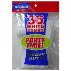 Ariana PS White Combo 36ct Plastic H-D