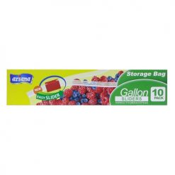 Ariana Storage Bag 1 Gl Sliders 10ct