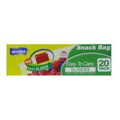Ariana Snack Bag Easy Sliders 20ct