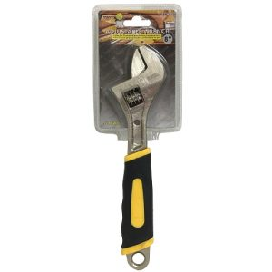 Adjustable Wrench 8in