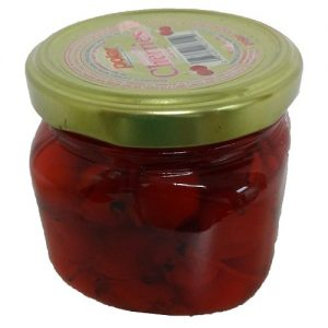 Polar Maraschino Cherries Red W-Stem