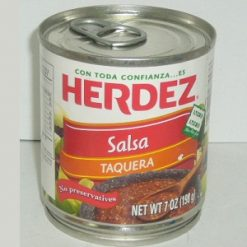 Herdez Salsa Taquera 7oz
