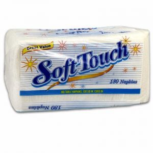 Soft Touch Napkins 180ct
