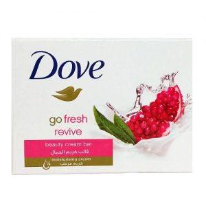 Dove Bath Soap 100g Revive Go Fresh