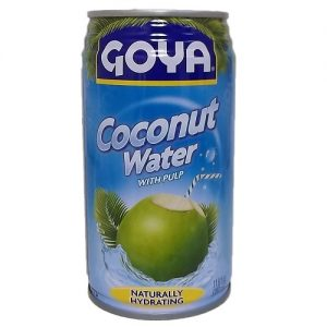 Goya Coconut Water W-Pulp 17.6oz