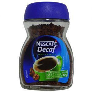 Nescafe Decaf Coffee 40g 100% Arabica