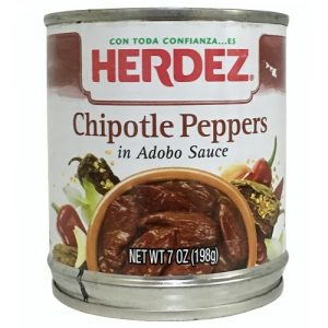 Herdez Whole Chipotles 7oz In Adobo Sauc