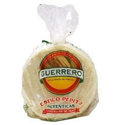 Guerrero Pepito Tortillas 6in 30ct White