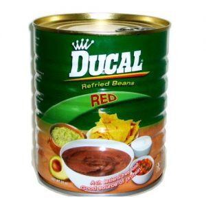 Ducal Refried Red Beans 29oz