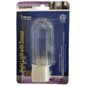 Night Light W-Sensor LED