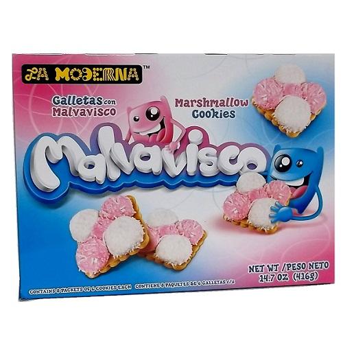 La Moderna Malvavisco Cookies 14.7oz
