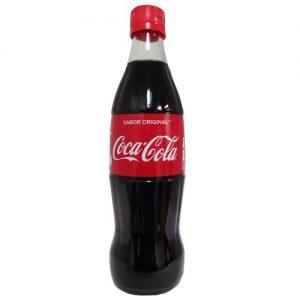 Coca Cola Soda 500ml Glass Twist Cap
