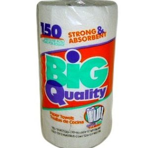 Big Quality Paper Towel 150ct 2-Ply
