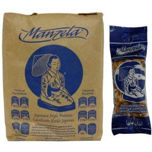 Manzela Japanese Style Peanuts 1.76oz