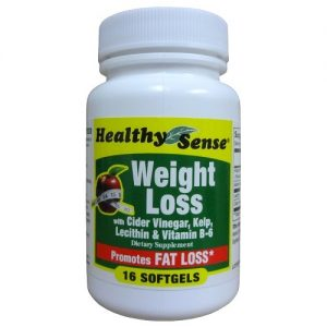 H.S Weight Loss W-Cider Vinegar 16ct