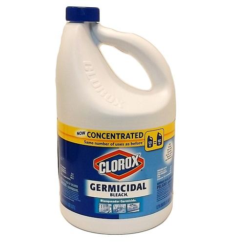 Clorox Bleach 121oz Germicidal