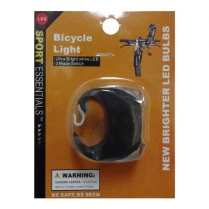 Bicycle Light Asst Clrs