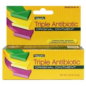 Natureplex Triple Antibiotic Oint 0.33oz