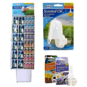 Homebright Scented Oil Plug In Asst Di