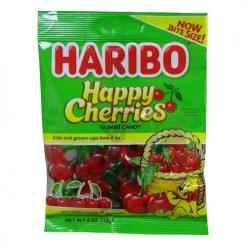 Haribo Happy Cherries Gummi Candy 4oz
