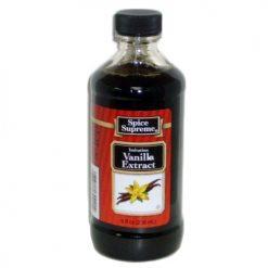 S.S Imitation Vanilla Extract 8oz
