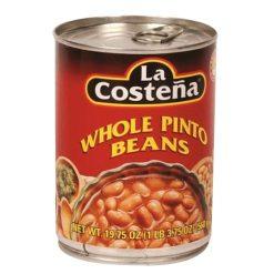 La Coste?a Beans Pinto Whl 19.75oz