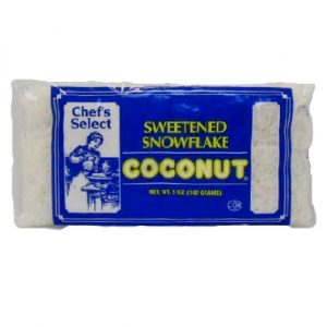 Chefs Select Coconut Flakes 5oz