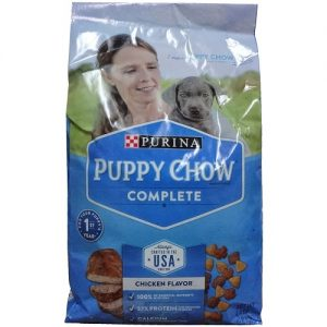 Purina Puppy Chow Complete 4.4 Lbs