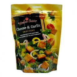 K.F Croutons Cheese AND Garlic 5oz