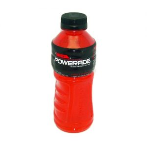 Powerade 20oz Fruit Punch