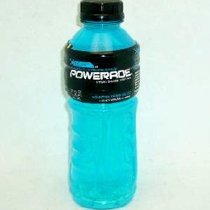 Powerade 20oz Mountain Blast
