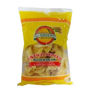 Guerrero Tortilla Chips 7oz Pepito
