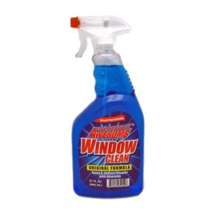 Awesome Window Clean 32oz Blue