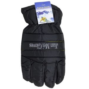 Waterproof Gloves Black