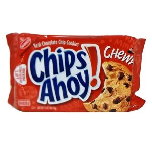 Nabisco Chips Ahoy Chewy Cookies 13oz