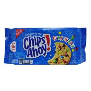Chips Ahoy Candy Blast Cookies 12.4oz