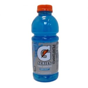 Gatorade G 20oz Cool Blue