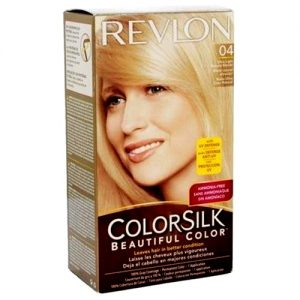 Revlon Color Silk #04 Ultra Lt Nat Blond