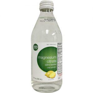 Magnesium Citrate 10oz Leon