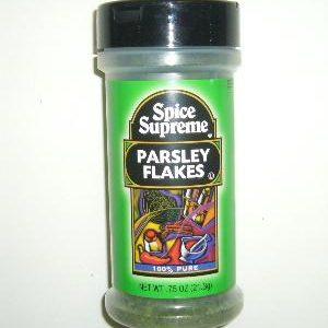 S.S Parsley Flakes .75oz