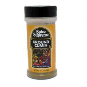 S.S Ground Cumin 3.5oz