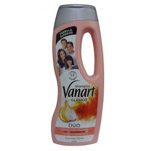 Vanart Shampoo 750ml Duo