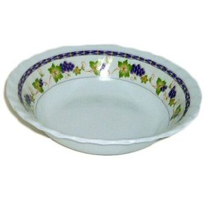 Melamine Bowls 7.5in Grape