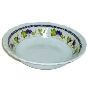 Melamine Bowls 7.5in Grape