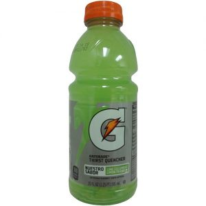 Gatorade G 20oz Lime-Cucumber