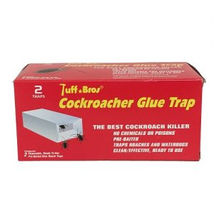 Tuff Bros Roach Glue Trap 2pc
