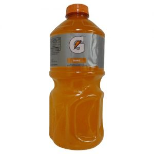 Gatorade G 64oz Orange
