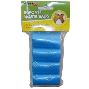 ***Pet Waste Bags 80pc