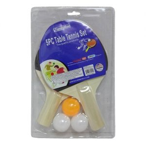 Table Tennis 5pc Set
