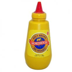 Morehouse Mustard Spicy Brown 17oz